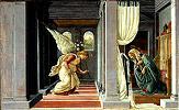 Botticelli - Õndsakskuulutamine